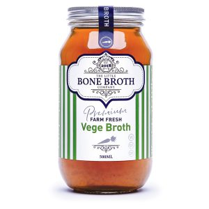 Bone Broth Vege Broth