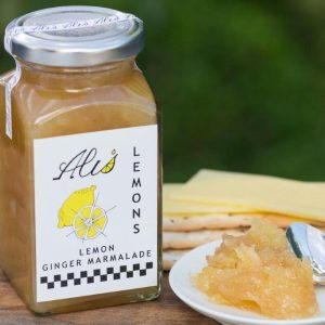 Lemon Ginger Marmelade