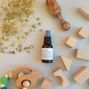 Organic Teething relief spray