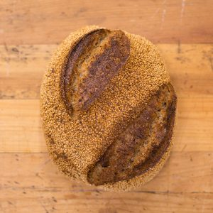 Shelly Bay Baker Otane Wheat & Sesame Sourdough