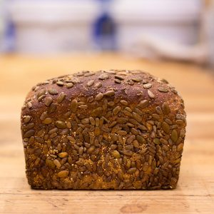 Shelly Bay Baker Seeded, Tin Loaf
