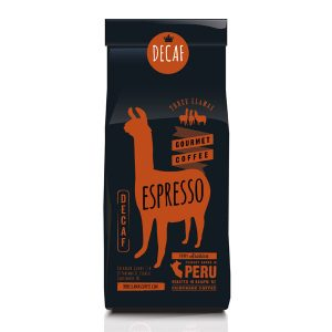 Organic Decaf Espresso Coffee