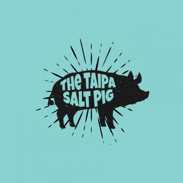 The Taipa Salt Pig Logo