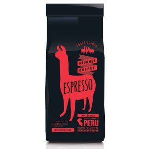 Three Llama's Organic Coffee