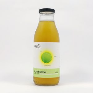 Green Apple Kombucha, 500ml