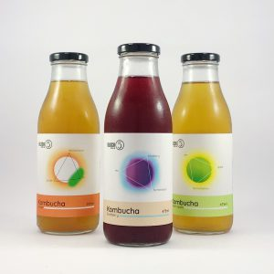 Three Flavours, 500ml