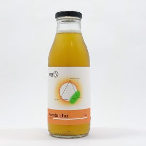 Ginger Kombucha, 500ml