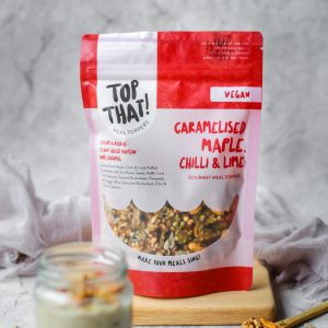 Caramelised Maple, Chilli & Lime Meal Topper - Top That! Meal Toppers