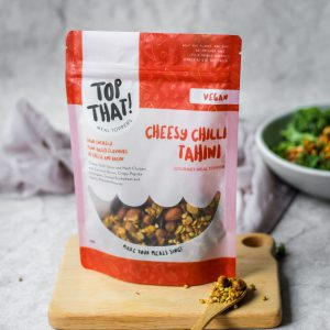 Cheesy Chilli Tahini Meal Topper - Top That! Meal Toppers