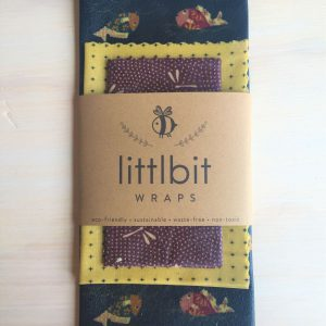 Beeswax wraps - Starter pack