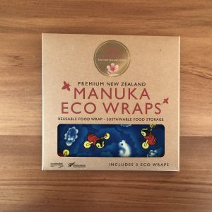 Manuka Eco Food Wrapping