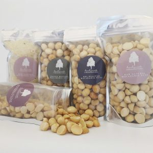 New Zealand grown macadamia nuts