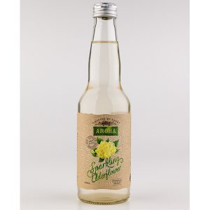 Sparkling Elderflower juice