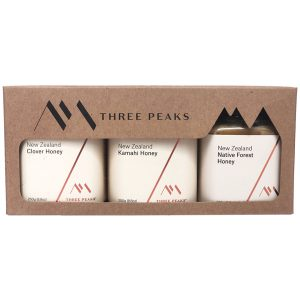 Three Peaks Honey gift