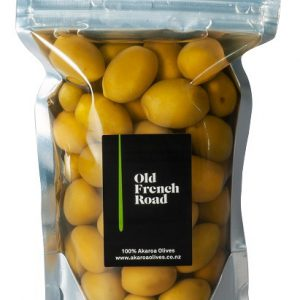 Green Table Olives