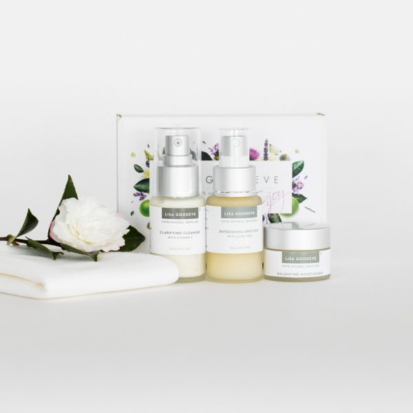 Travel set Age Repair collection