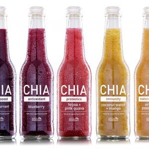 12pack Chia health drinks
