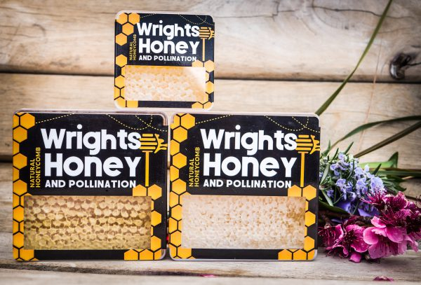 Natural Honeycomb Honey 120g