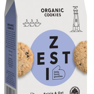 Zesti Raisin & Oat Cookie