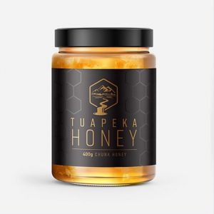Tuapeka Chunk Honey