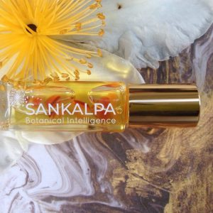 Ayurveda Botanical Perfume (Kapha | Orange & Ginger)
