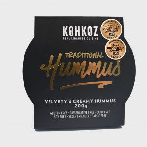 Kohkoz Traditional Hummus