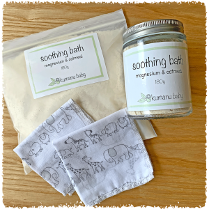 Soothing Magnesium Baby Bath