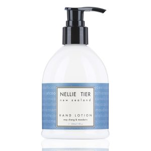Nellie Tier hand lotion
