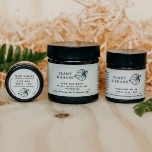Bug Balm made by Plant and Share