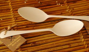 Past to Present baking Spoons