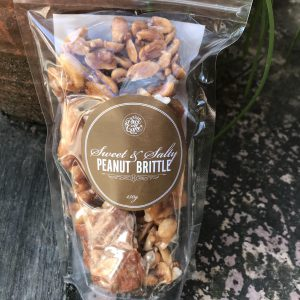Peanut Brittle - Sweet and Salty
