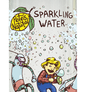 NZ made sparkling water
