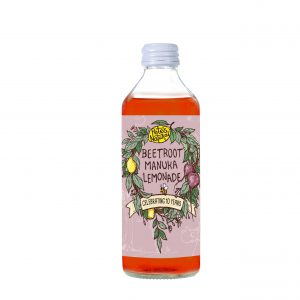 Beetroot Manuka healthy low sugar soda