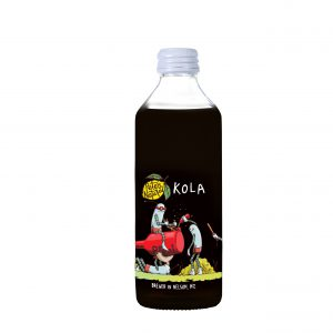 healthy low sugar kola nz made
