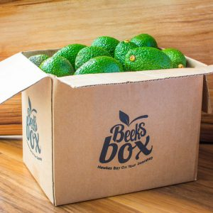Box of Avocados NZ