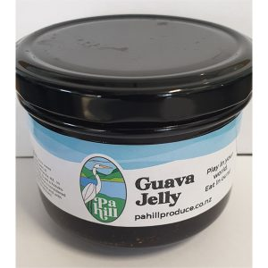 Pa Hill Guava Jelly