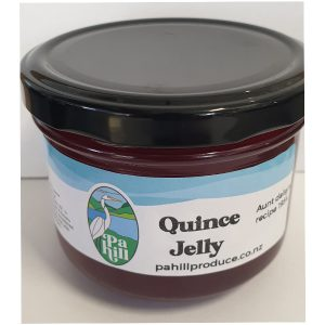 Pa Hill Quince Jelly